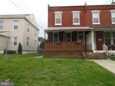 943 Coates Street, Sharon Hill, PA 19079 - #: PADE531180