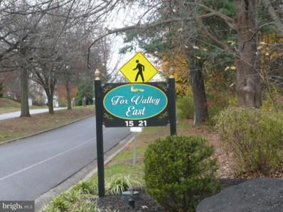 15 Dougherty Boulevard UNIT O 2, Glen Mills, PA 19342 - #: PADE536058