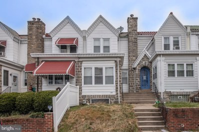 225 Kingston Road, Upper Darby, PA 19082 - MLS#: PADE537646