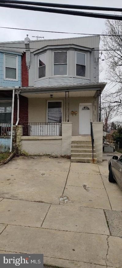 414 Colwyn Avenue, Darby, PA 19023 - #: PADE538956