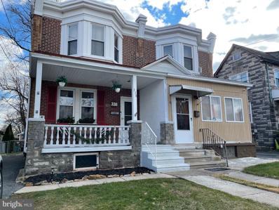 338 E Broadway Avenue, Clifton Heights, PA 19018 - #: PADE539504