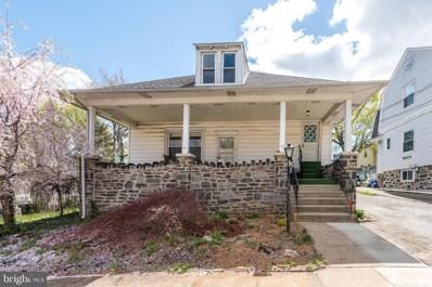 11 Cloverdale Avenue, Upper Darby, PA 19082 - #: PADE543264