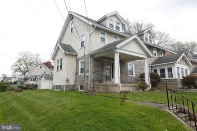 843 Ormond Avenue, Drexel Hill, PA 19026 - #: PADE543348