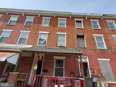 814 W 6TH Street, Chester, PA 19013 - #: PADE543516