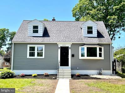 401 Fernwood Avenue, Folsom, PA 19033 - #: PADE545932