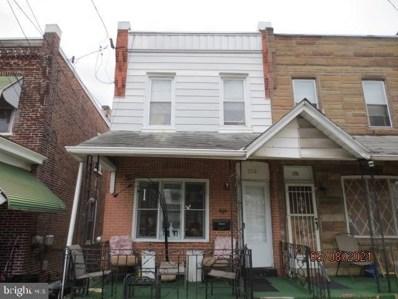 726 Jeffrey Street, Chester, PA 19013 - #: PADE548650