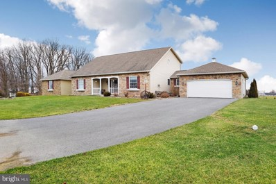 1042 Blueberry Lane, Chambersburg, PA 17202 - #: PAFL100558