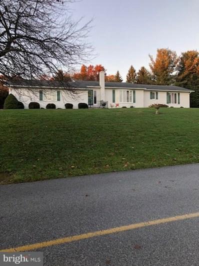353 Briar Lane, Chambersburg, PA 17202 - #: PAFL100636