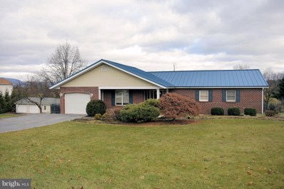 1709 Hammond Drive, Chambersburg, PA 17201 - MLS#: PAFL116434