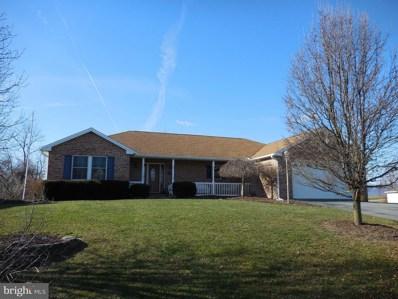 1418 Hamilton Hills Drive, Chambersburg, PA 17202 - #: PAFL141350