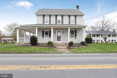 3851 Mercersburg Road, Mercersburg, PA 17236 - #: PAFL164782