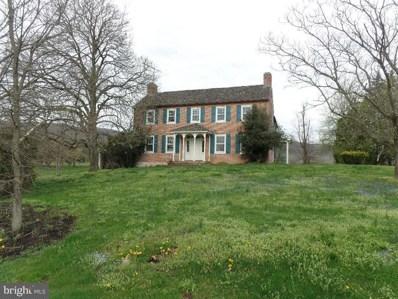 13177 Johnston\'s Lane, Mercersburg, PA 17236 - #: PAFL165240