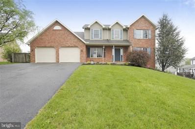 1745 Bell Avenue, Chambersburg, PA 17202 - #: PAFL165300