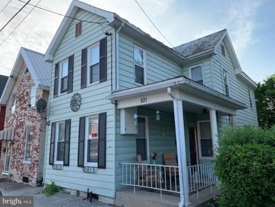 571 Broad, Chambersburg, PA 17201 - #: PAFL165896