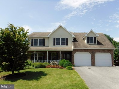 1454 Hamilton Hills Drive, Chambersburg, PA 17202 - #: PAFL167054