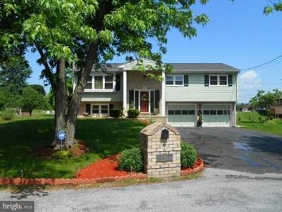 60 Jeffries Court, Chambersburg, PA 17202 - #: PAFL167896