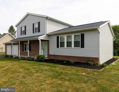 1642 Sherry Drive, Chambersburg, PA 17202 - #: PAFL168146