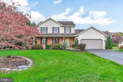 1627 Wisteria Drive, Chambersburg, PA 17202 - #: PAFL169376