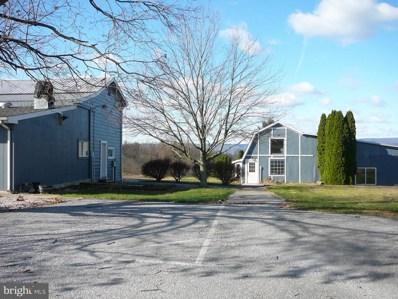2437 Adin Lane, Chambersburg, PA 17202 - #: PAFL169676