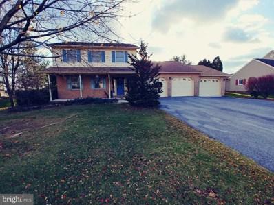 925 Blueberry Lane, Chambersburg, PA 17202 - #: PAFL170014