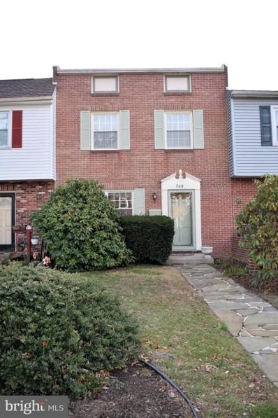 708 Cumberland Avenue, Chambersburg, PA 17201 - #: PAFL170950