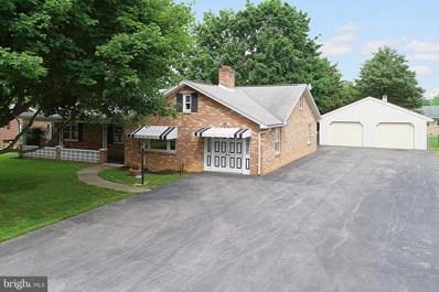 128 Tanglewood Lane, Chambersburg, PA 17202 - MLS#: PAFL173306