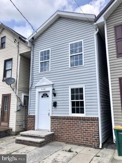 449 E. Washington, Chambersburg, PA 17201 - #: PAFL175240