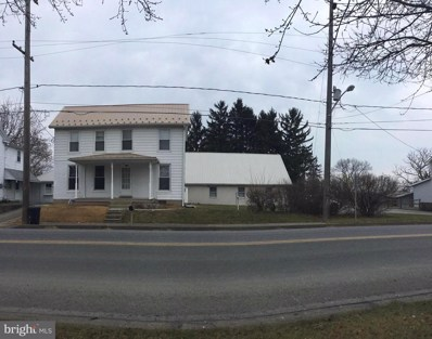 5399 Buchanan Trail W, Greencastle, PA 17225 - #: PAFL177570