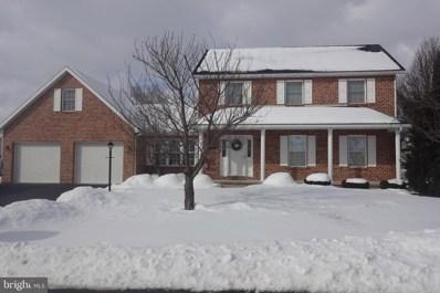 313 Rose Ann Drive, Chambersburg, PA 17201 - #: PAFL177886
