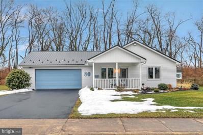 80 Edgelea Drive, Chambersburg, PA 17201 - #: PAFL178258