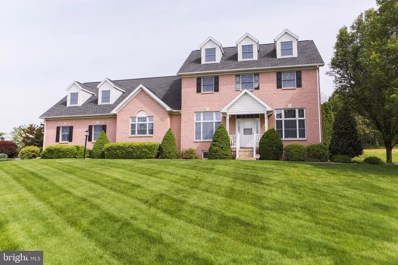 1484 Quilters Court, Chambersburg, PA 17202 - #: PAFL180010