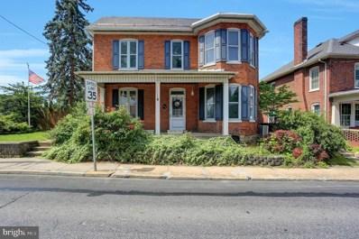742 Lincoln Way E, Chambersburg, PA 17201 - #: PAFL2000264