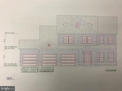 422 Winchester Drive, Chambersburg, PA 17202 - #: PAFL2000296