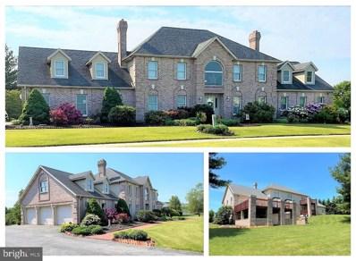 1530 Majestic Drive, Chambersburg, PA 17202 - #: PAFL2000414