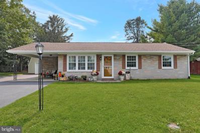 1306 Pleasantview Drive, Chambersburg, PA 17202 - #: PAFL2002244