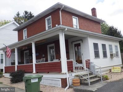 114 N 3RD Street, Mc Connellsburg, PA 17233 - MLS#: PAFU104314
