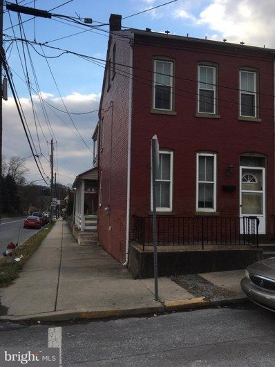 854 Wright Street, Columbia, PA 17512 - MLS#: PALA107338
