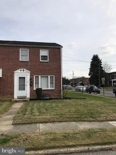 241 Euclid Avenue, Lancaster, PA 17603 - MLS#: PALA110412