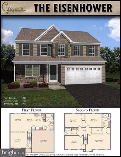472 Hamilton Court UNIT LOT 7, Manheim, PA 17545 - MLS#: PALA112320