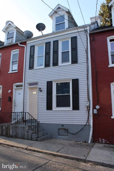 468 Atlantic Avenue, Lancaster, PA 17602 - MLS#: PALA113046