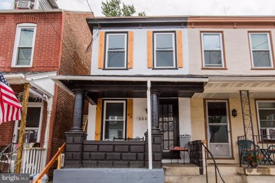 644 E Walnut Street, Lancaster, PA 17602 - #: PALA120650