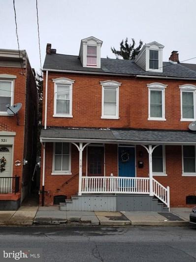 519 W Lemon Street, Lancaster, PA 17603 - #: PALA122876