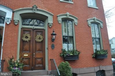15 N Shippen Street, Lancaster, PA 17602 - #: PALA130684