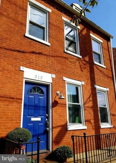 313 N Mulberry Street, Lancaster, PA 17603 - #: PALA132442