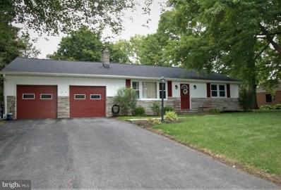 552 Longfellow Drive, Lancaster, PA 17602 - #: PALA135050