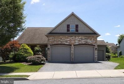 627 Auburn Drive, Manheim, PA 17545 - #: PALA135450
