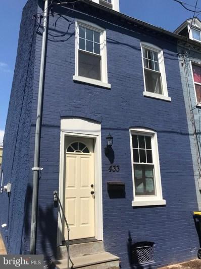 433 Chambers Street, Lancaster, PA 17603 - #: PALA137082