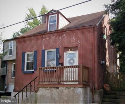 218 Fairview Avenue, Lancaster, PA 17603 - MLS#: PALA137090
