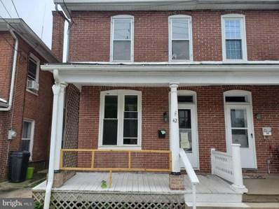 42 N Poplar Street, Elizabethtown, PA 17022 - #: PALA139286