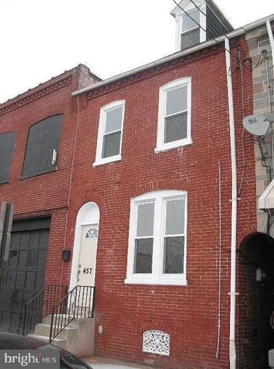 457 S Prince Street, Lancaster, PA 17603 - #: PALA142378